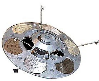 Quest RTF UFO Flying Saucer