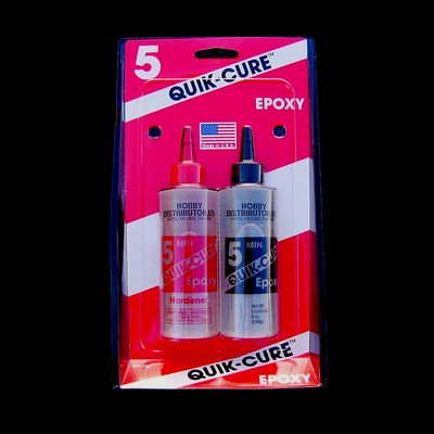 BSI Quick-Cure 5 minute epoxy 4.5oz