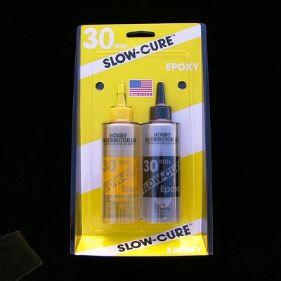 BSI Slow-Cure 30 minute epoxy 9oz