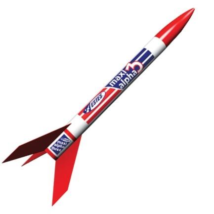 Estes Maxi Alpha Iii Discount Rocketry