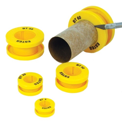 Estes Tube Cutting Guides