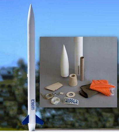 Mad Cow Rocketry Skipper Kit