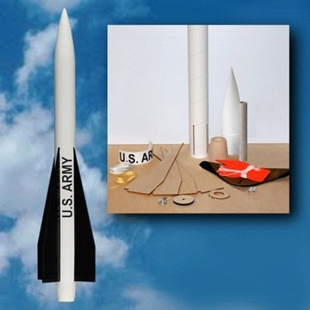 Mad Cow Rocketry MIM-23A Hawk Kit