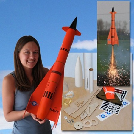 Mad Cow Rocketry JayHawk Kit