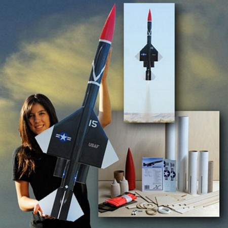 Mad Cow Rocketry Bomarc Kit