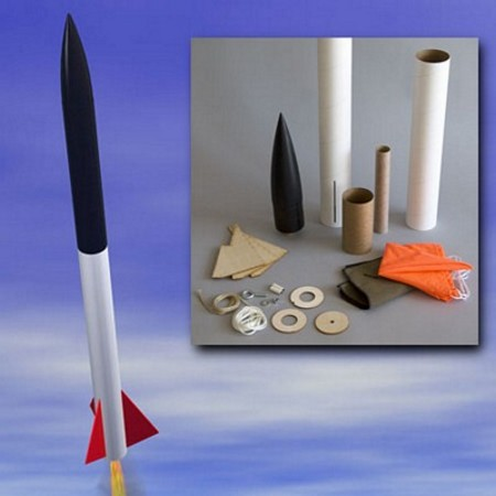 Mad Cow Rocketry Striker Kit