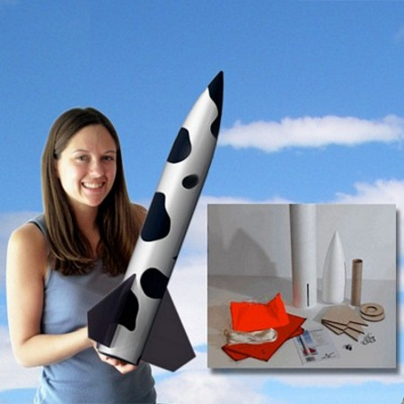 Mad Cow Rocketry Cowabunga Kit