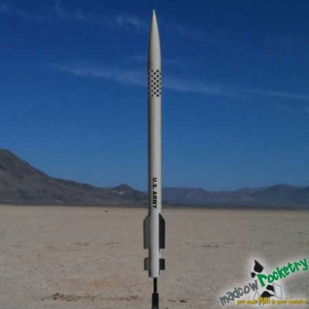 Mad Cow Rocketry 4.0in PAC-3 Kit