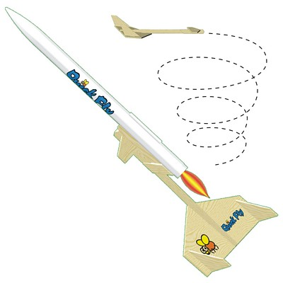 ModelRockets.us Quick Fly Model Rocket Kit