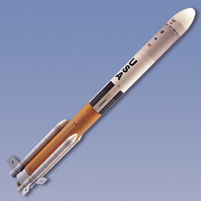 Quest Future Launch Vehicle Model Rocket Kit