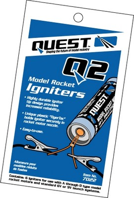 Quest Q2 Igniters